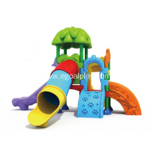 Good Quality for Children Outdoor Playground Outdoor Playground with Climbing and Slides supply to Antigua and Barbuda Factory